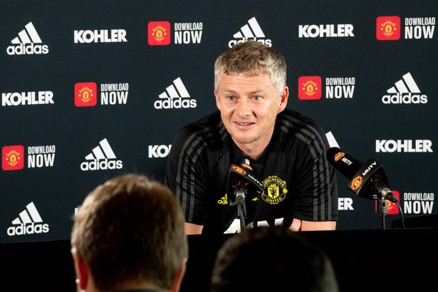 Манчестер юнайтед саутгемптон прес конференция