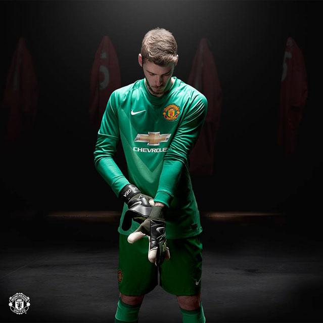 Новая форма Манчестер Юнайтед на предстоящий сезон